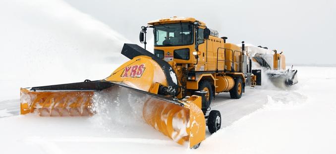 Xrs Extreme Runway System Oshkosh Snow Removal