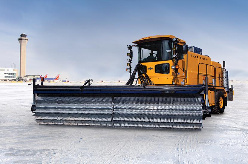 Brooms Amp Attachments Oshkosh Snow Removal